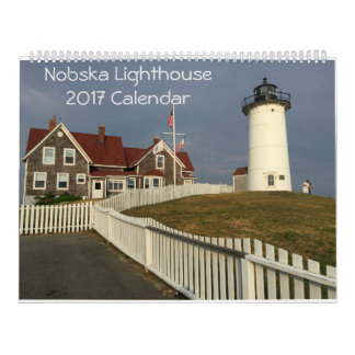 Nobska Lighthouse 2017 Calendar