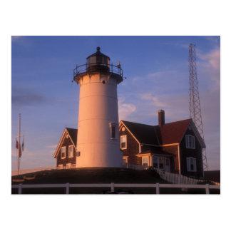 Nobska Lighthouse Woods Hole Cape Cod Postcards