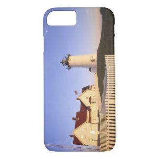 Nobska Lighthouse, Woods Hole, Massachusetts iPhone 7 Case