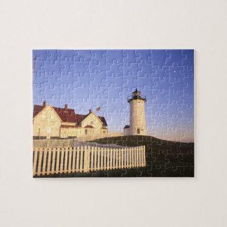 Nobska Lighthouse, Woods Hole, Massachusetts Puzzles
