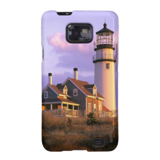 Nobska Point Lighthouse Samsung Galaxy SII Cases