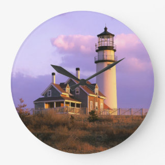 Nobska Point Lighthouse Wallclocks