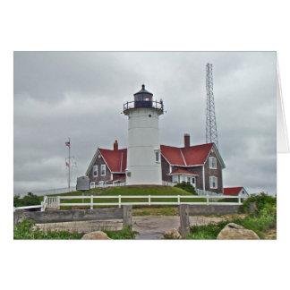 Nobska Point Lighthouse Series Cards