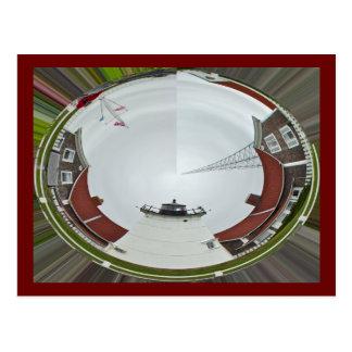 Nobska Point Lighthouse Series Post Card
