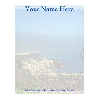 Nobska Point - Woods Hole - Cape Cod Massachusetts Letterhead