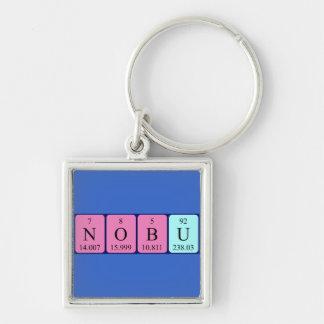 Nobu periodic table name keyring keychain
