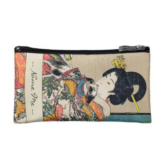Nobukazu Yosai Favourites Of Beautiful Ladies Love Cosmetic Bag