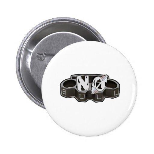 NoBullPNG Pin Redondo De 2 Pulgadas