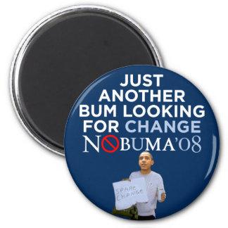 Nobuma Looking For Change Magnet