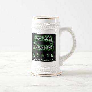 Noc Rez Green Beer Stein