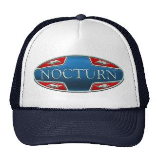 NOC TURN CAP TRUCKER HAT