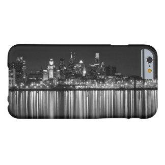 Noche b/w de Philly Funda Barely There iPhone 6