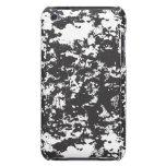 Noche/camuflaje de la nieve Case-Mate iPod touch funda