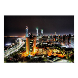 Noche de Abu Dhabi Posters
