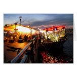 Noche de Estambul Tarjeta