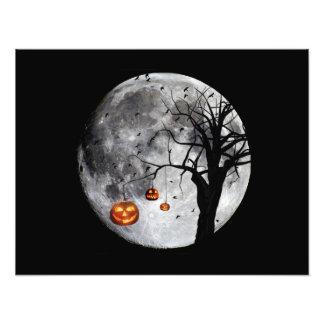 Noche de Halloween Cojinete