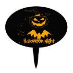 Noche de Halloween Decoraciones Para Tartas