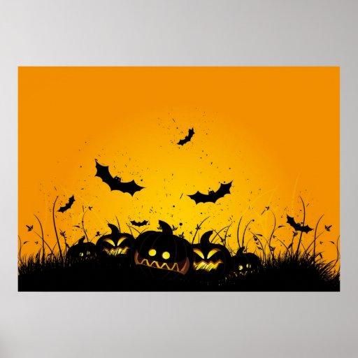 Noche de Halloween Impresiones