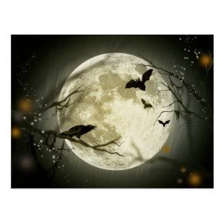 Noche de Halloween Postales