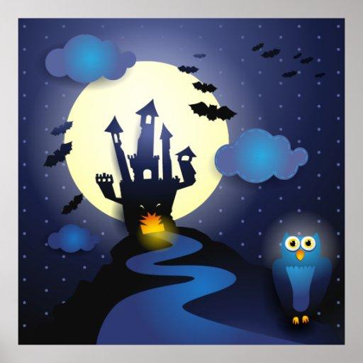 Noche de Halloween, poster