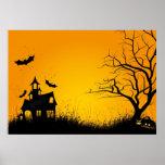 Noche de Halloween Poster