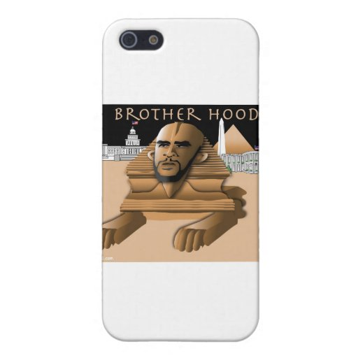 Noche de la capilla de Brother iPhone 5 Carcasas