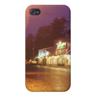 Noche de la ciudad iPhone 4/4S carcasas