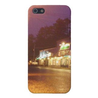 Noche de la ciudad iPhone 5 fundas