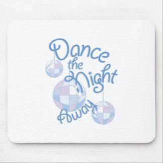 Noche de la danza ausente mouse pads