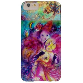 NOCHE de la MASCARADA/carnaval veneciano Funda De iPhone 6 Plus Barely There