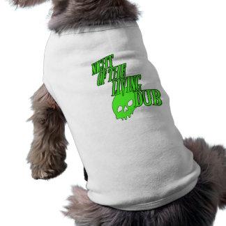 Noche de la PARODIA viva DUBSTEP del HORROR de la Camisetas De Perro