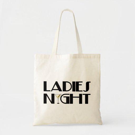 Noche de las señoras bolsas