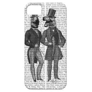 Noche de los chavales de los hombres del iPhone 5 fundas