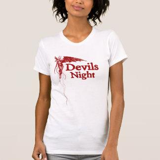 Noche de los diablos playeras