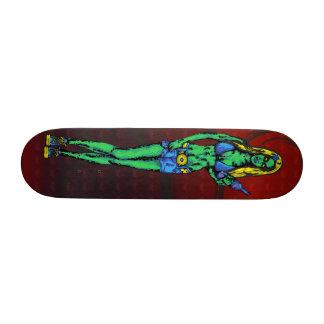 noche de los espíritus necrófagos hacia fuera skate boards