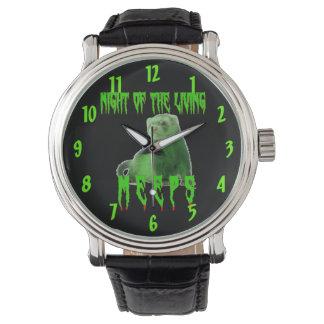 noche de los meeps vivos reloj