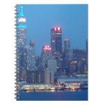 noche de New York City Cuadernos