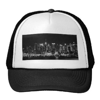 Noche de New York City Gorra
