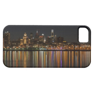 Noche de Philly Funda Para iPhone 5 Barely There