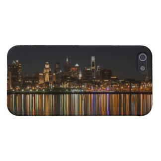 Noche de Philly iPhone 5 Carcasas