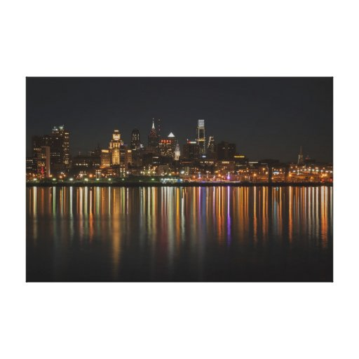 Noche de Philly Impresion En Lona