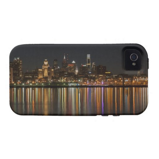 Noche de Philly iPhone 4/4S Carcasas