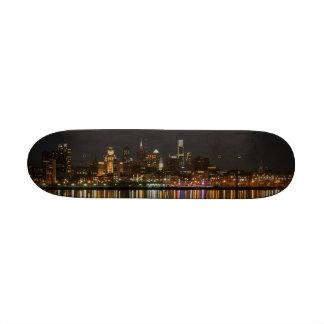 Noche de Philly Tablas De Skate