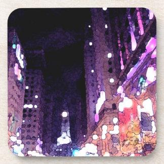 Noche de Philly Posavasos De Bebidas