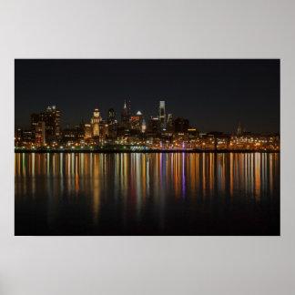 Noche de Philly Poster