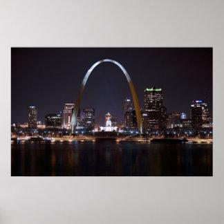 Noche de St Louis Poster