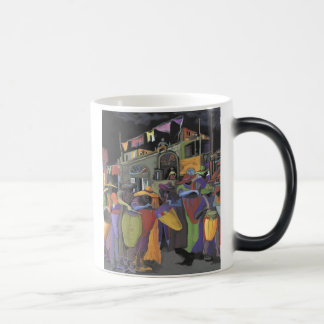 Noche de tambores mugs