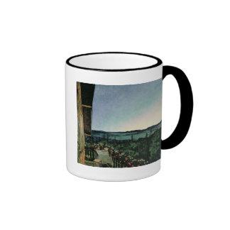 Noche de verano, 1899 tazas de café