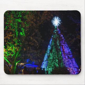 Noche del árbol del Sdc de 5 historias Mouse Pad