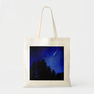 Noche del bolso del cometa bolsas de mano